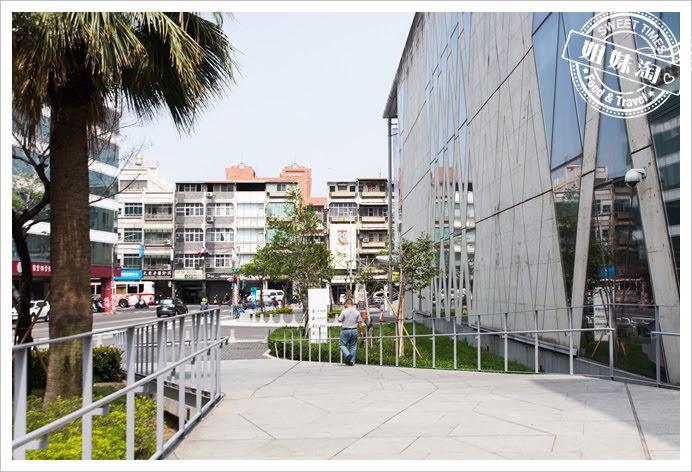 大東文化藝術中心環境