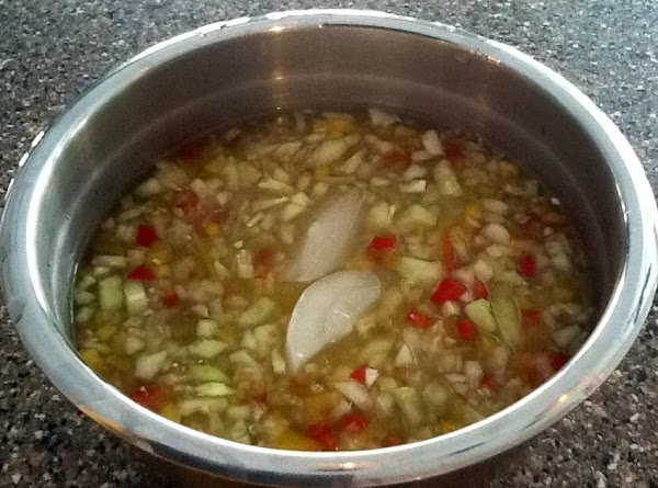 Cucumber Relish Recipe