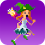Witch Run - Run and Fly APK icon