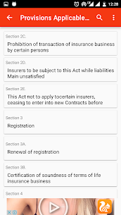 Insurance Act, 1938  App Download For Android 3