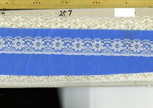 Photo: №5100ー金糸トーション:巾30mm