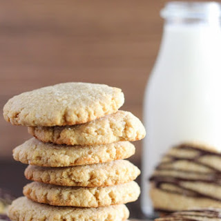 Chewy Coconut Almond Cookies (Gluten Free) Recipe