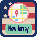 USA New Jersey Maps icon