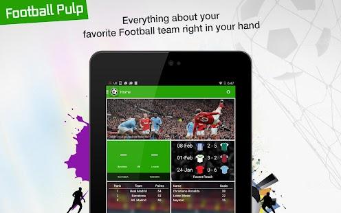 Football Pulp – Live It All! Screenshot 6