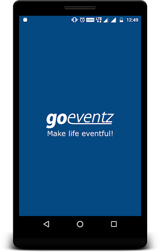 Local Events Finder - Goeventz screenshot