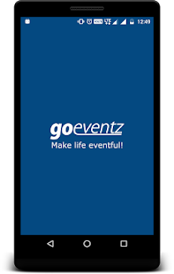 Local Events Finder - Goeventz - náhled