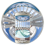 (VR Panoramic)3D MOSCOW White Palace Theme Icon