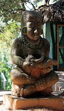 Photo: Maya-patsas