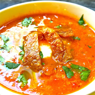 Tortilla Soup With Tomato Soup Recipes