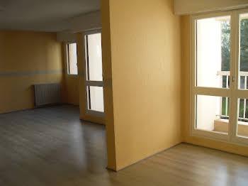 Appartement 4 pièces 82,47 m2