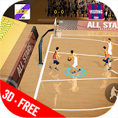 Basketball 2017 basket 3D