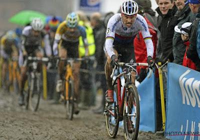 Drievoudig wereldkampioen cyclocross Zdenek Stybar duikt volgende week twee keer het veld in
