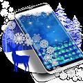 Winter Keyboard APK