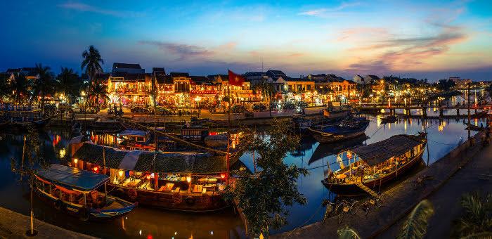 Hoi An Ancient town  An ancient beauty of Vietnam  TASS