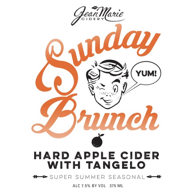 Logo of Jean Marie Cidery Sunday Brunch