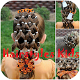 Hairstyles Kids apk