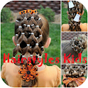 Hairstyles Kids icon