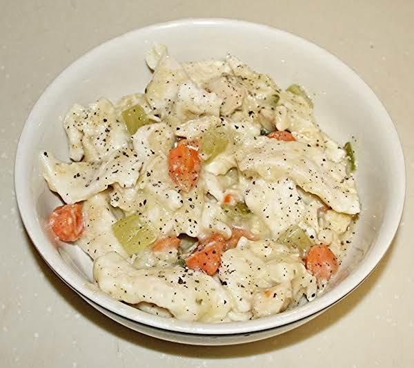 So Easy Tasty Chicken And Dumplings Recipe