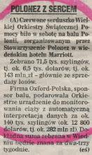Photo: GAZETA WYBORCZA (ogólnopolska) - 31 stycznia 1994 r.