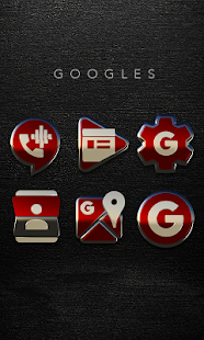 Rebel Icon Pack- screenshot thumbnail