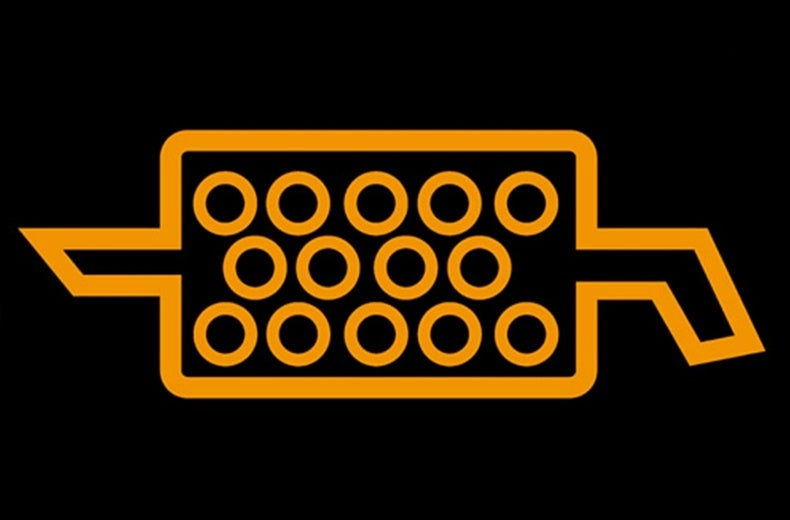 DPF, DPF manual regeneration, DPF regeneration, DPF Light