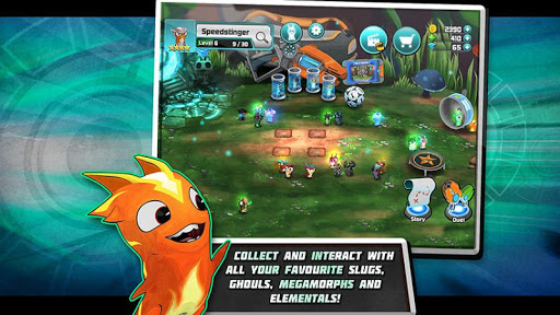 Slugterra: Slug it Out 2 2.6.0 screenshots 2
