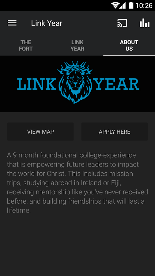 Link Year- screenshot