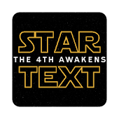 Star Text : The 4th Awakens