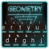 Keyboard - Geometry New Theme