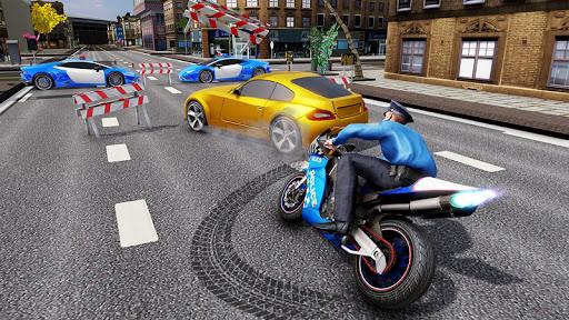 US Police Bike Chase 2020 3.7 screenshots 4