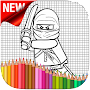 How to Draw Lego Ninjago APK icon