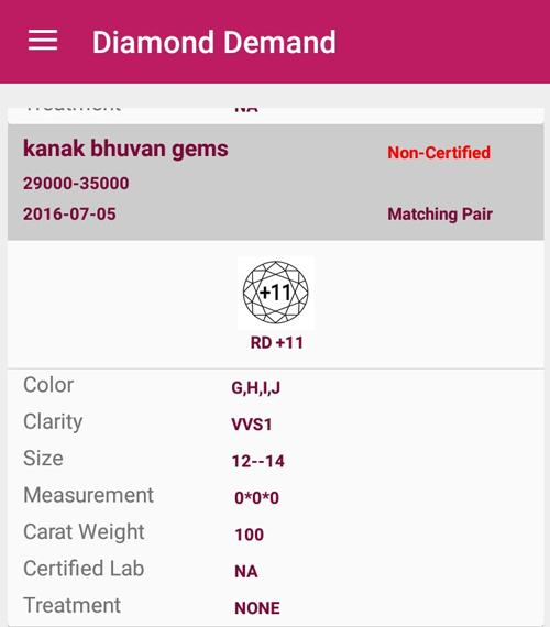 Diamond Demand 2.0- screenshot