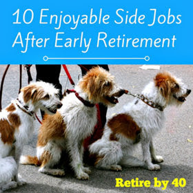 10 Enjoyable Side Jobs After Early Retirement thumbnail