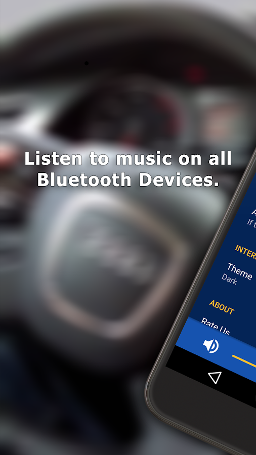 Bluetooth Mono Media- screenshot
