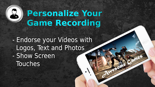 Game Recorder with Facecam App Download For Android 7