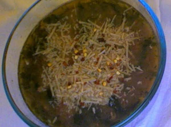 Crock Pot Bean And Meatball-dumpling Soup Recipe