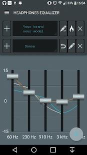 Headphones Equalizer - Music & Bass Enhancer - náhled