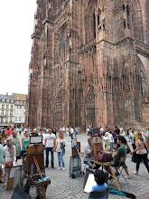 Photo: Katedrála ve Strassburgu