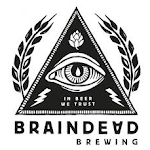 Logo of Braindead Frog IPA With Centennial Hops