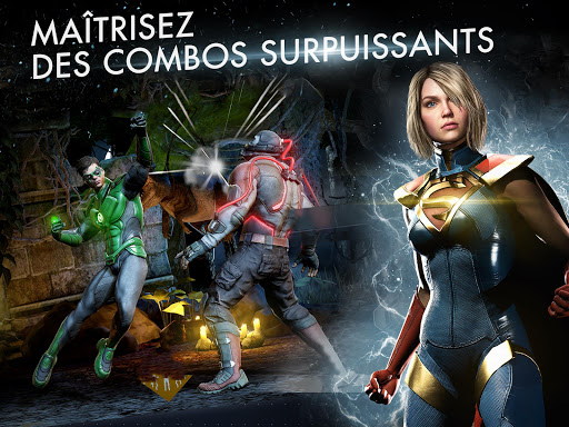 Injustice 2  captures d'écran 5