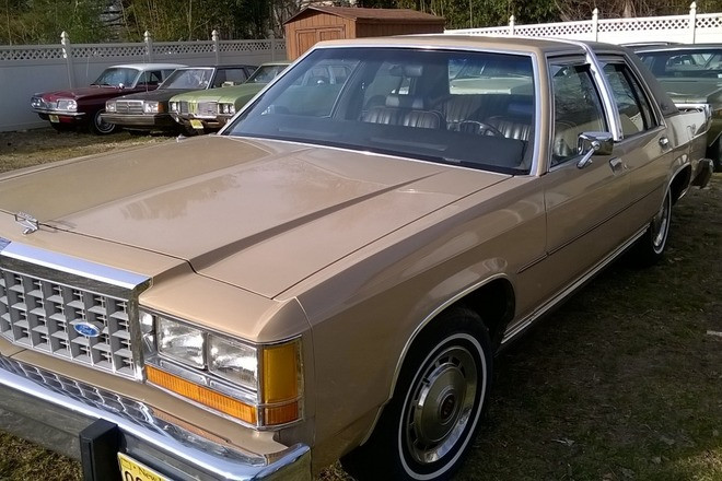 1985 Ford LTD Hire NJ