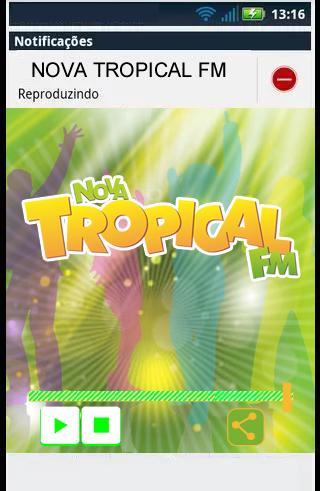 NOVA TROPICAL FM