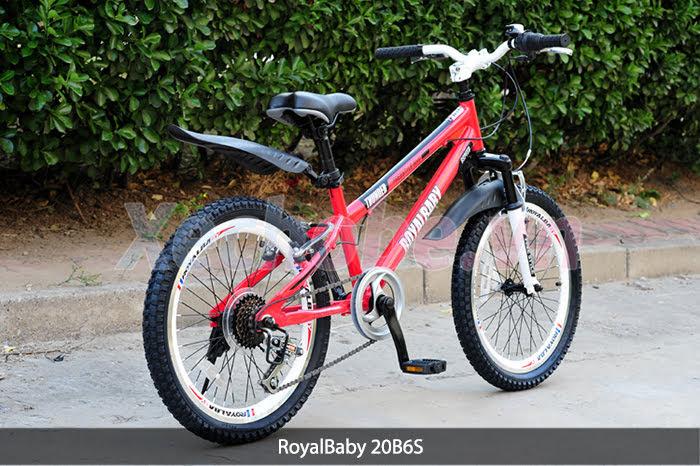 Xe đạp cho bé Royalbaby 20 inch