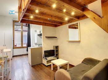 Studio 26,82 m2