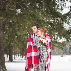 Wedding photographer Anastasiya Barashova (Barashova). Photo of 11.01.2018
