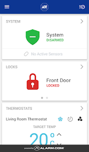 ADT Interactive Security- screenshot thumbnail