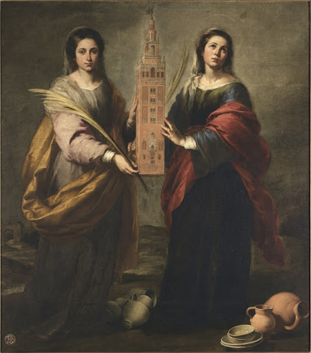 Saint Juste and Saint Rufine