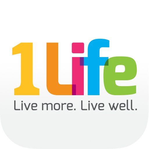 1Life Live more. Live well.