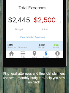 Autism Speaks Special Needs Financial Planner- screenshot thumbnail