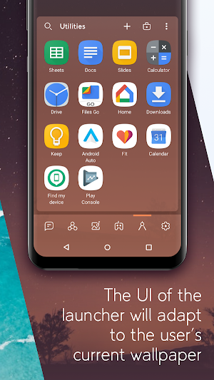 Smart Launcher 5 v5 build 071 (Mod) APK